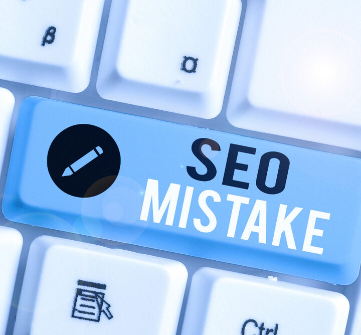 5 SEO Mistakes That You Should Stay Away From