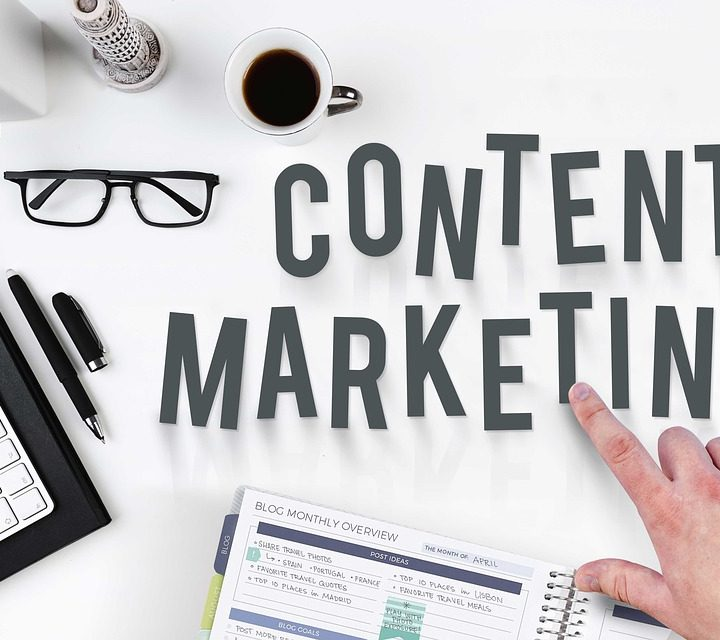 Instructions to GROW YOUR TRAFFIC BASED ON CONTENT MARKETING