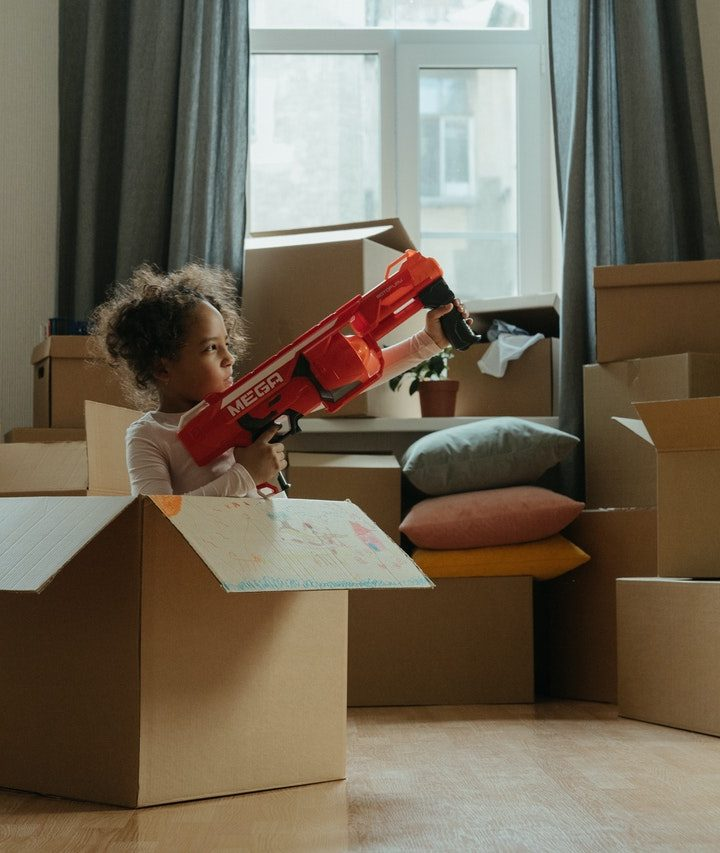 Moving With Children To Delhi – Here's The Best Approach To Prepare